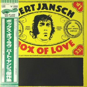 <em>Box of Love</em> front cover (Japanese release)