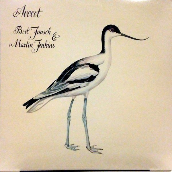 <em>Avocet</em> front cover