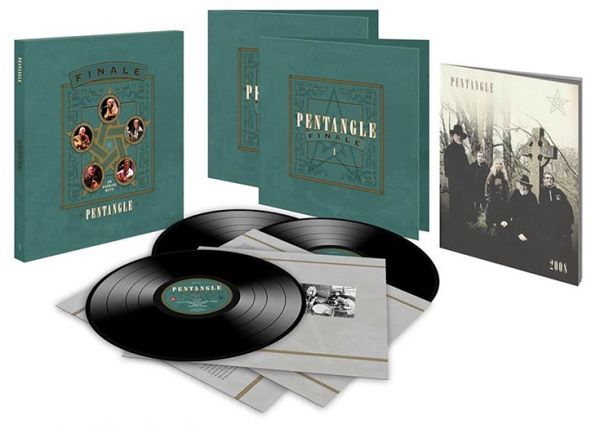 <em>Finale: An Evening With Pentangle</em> package