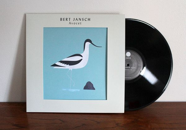 <em>Avocet</em> Art Edition, front