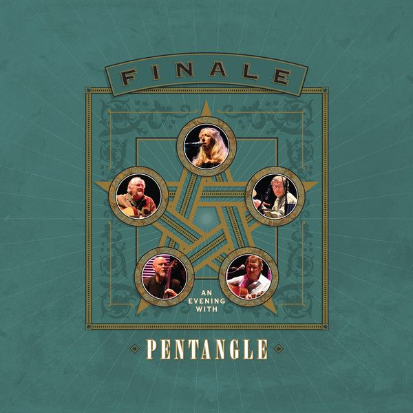 <em>Finale: An Evening With Pentangle</em> front cover