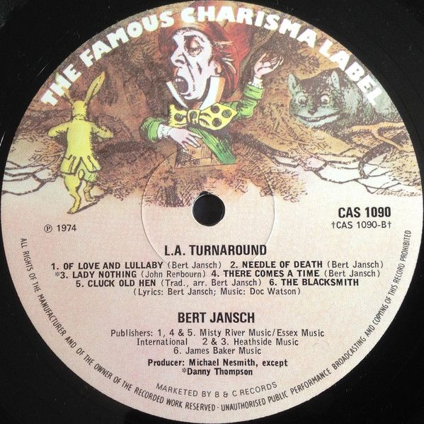 <em>L.A. Turnaround</em> LP side two