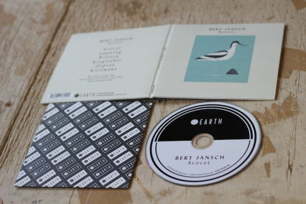 <em>Avocet</em> CD package