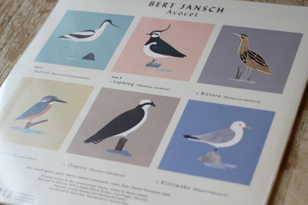 <em>Avocet</em> Library Edition, back cover