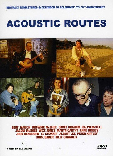 Acoustic Routes showcase image
