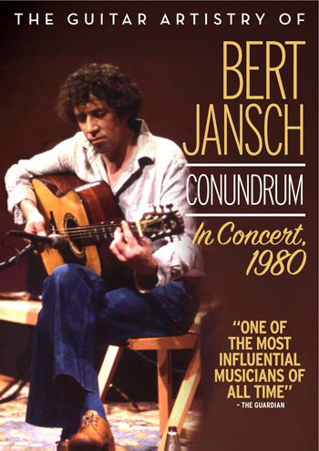 The Guitar Artistry of Bert Jansch Conundrum showcase image